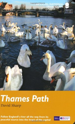 9781845135669: The Thames Path (National Trail Guides)