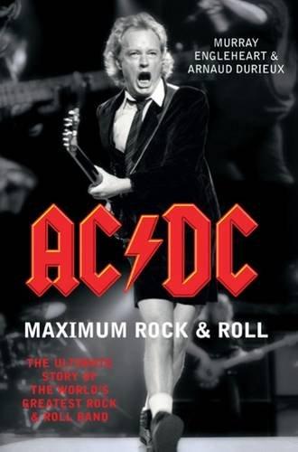 "9781845135768: ""AC/DC"" Maximum Rock and Roll"