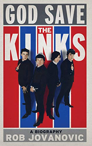 9781845136710: God Save The Kinks: A Biography