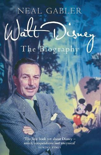 9781845136741: Walt Disney: The Biography