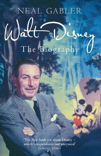 9781845136741: Walt Disney the Biography /Anglais