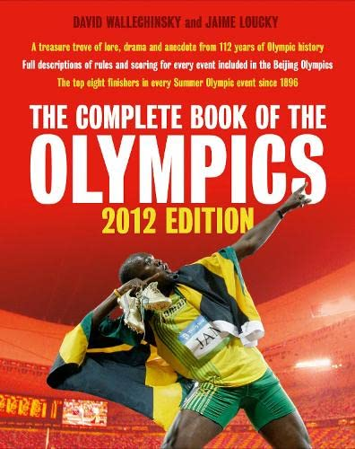 9781845136956: The Complete Book of the Olympics