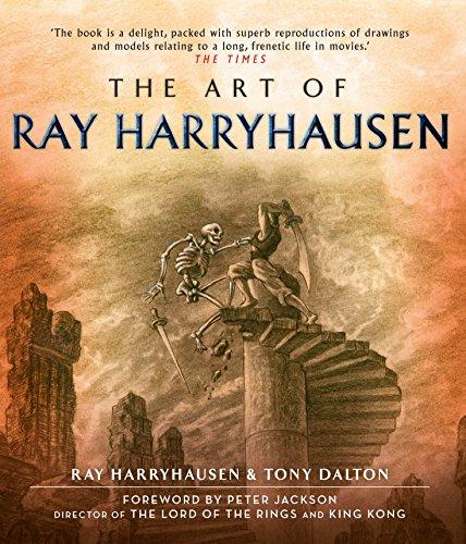 9781845137120: The Art of Ray Harryhausen. Ray Harryhausen & Tony Dalton