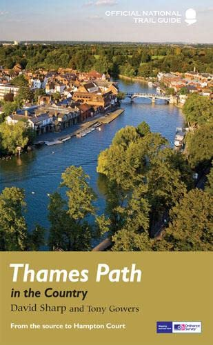 9781845137175: Thames Path: From the source to Hampton Court (National Trail Guide) (National Trail Guides)
