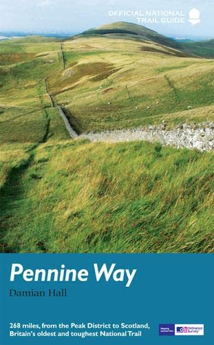 Pennine Way (National Trail Guides): Hall, Damian