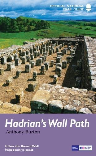 9781845138080: Hadrian's Wall Path: National Trail Guide (National Trail Guides)