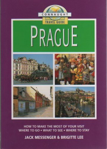 9781845170134: Prague (Connaught Travel Guide)