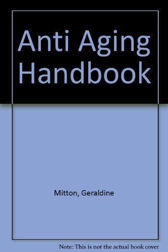 9781845171117: Anti Aging Handbook