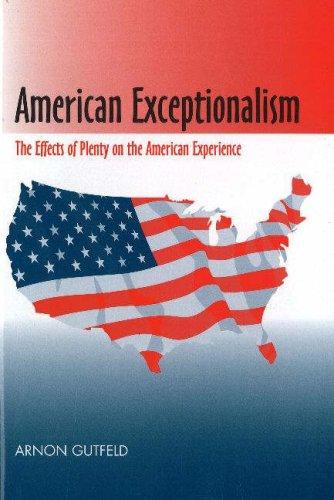 American Exceptionalism: Gutfeld, Arnon