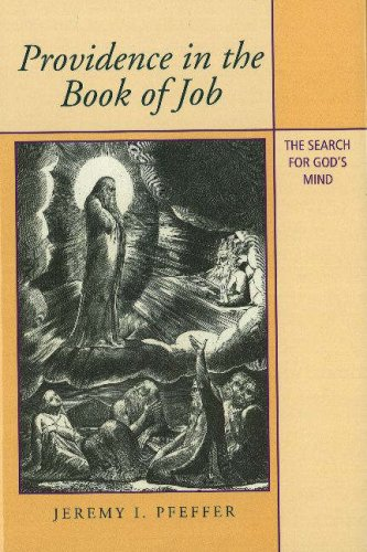 9781845192259: Providence in the Book of Job: The Search for God's Mind