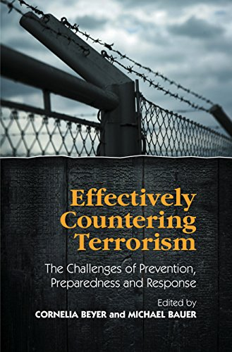 prevention and response to terrorism Terrorism and emergency management (eadp 4090) emergency response to terrorism, self study (ert: disaster prevention and management'.