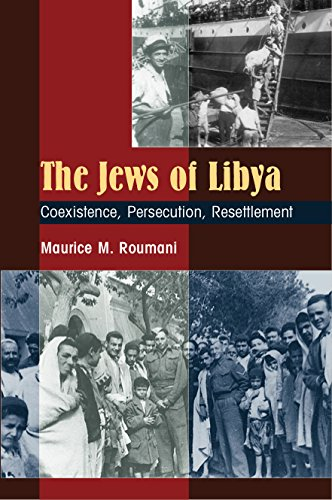 9781845193676: The Jews of Libya: Coexistence, Persecution, Resettlement