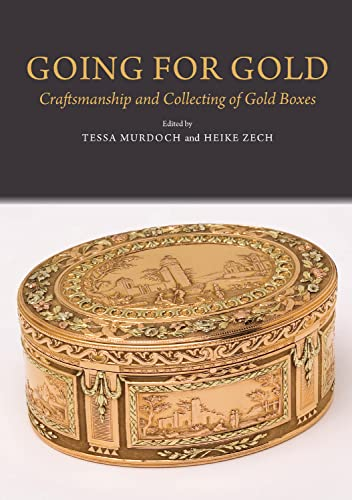 9781845194659: Going for Gold: Craftsmanship & Collecting of Gold Boxes