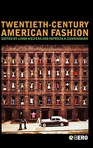 9781845200725: Twentieth-Century American Fashion (Dress, Body, Culture)