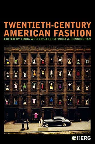 9781845200732: Twentieth-Century American Fashion (Dress, Body, Culture)