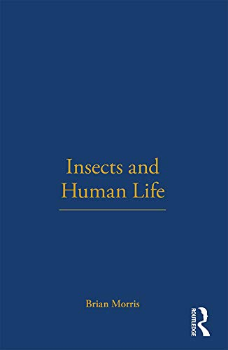 9781845200756: Insects And Human Life