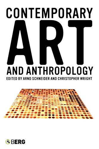 9781845201036: Contemporary Art And Anthropology
