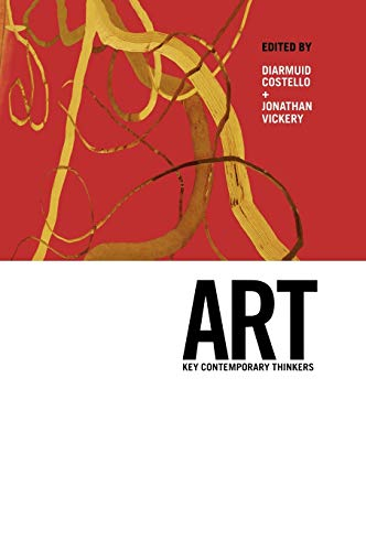 9781845203191: Art: Key Contemporary Thinkers