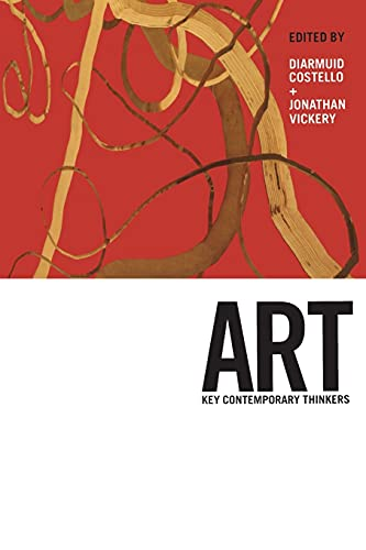 9781845203207: Art: Key Contemporary Thinkers