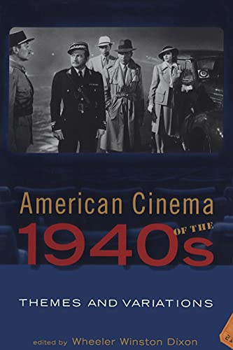 9781845204358: American Cinema of the 1940s: Themes And Variations (Screen Decades)