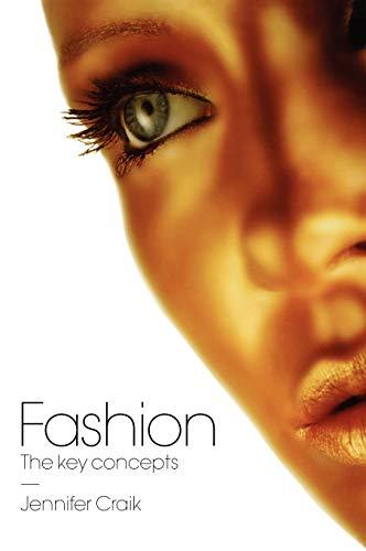 9781845204518: Fashion: The Key Concepts