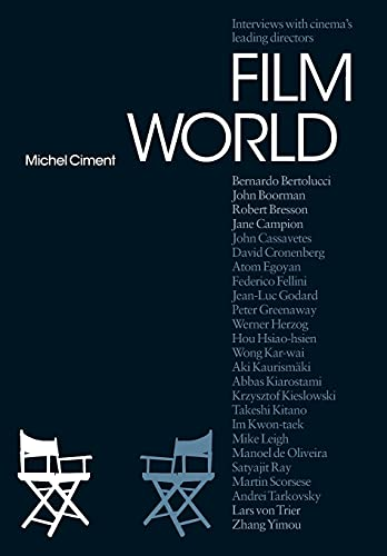 Film World: The Director s Interviews (Paperback): Michel Ciment