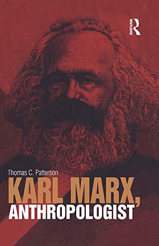 9781845205096: Karl Marx, Anthropologist