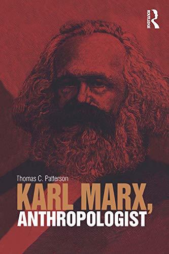9781845205119: Karl Marx, Anthropologist