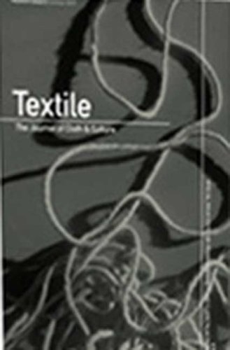 Textile Volume 5 Issue 2: The Journal of Cloth and Culture (v. 5, Issue 2): Pajaczkowska, Claire
