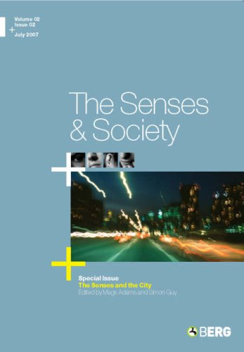 The Senses and Society: v. 2, Issue 2: n/a