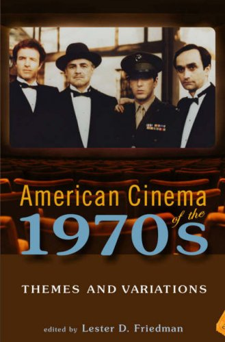 9781845207441: American Cinema of the 1970s (Screen Decades)
