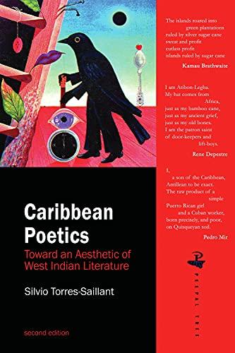 9781845231071: Caribbean Poetics: Toward an Aesthetic of West Indian Literature