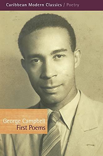 9781845231491: First Poems (Caribbean Modern Classics)