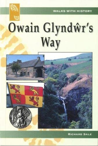 9781845241001: Walks with History: Owain Glyndwr's Way
