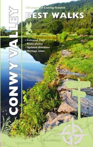 9781845241933: Conwy Valley (Carreg Gwalch Best Walks)