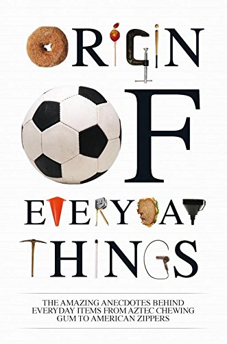 Origin of Everyday Things: Jonny Acton