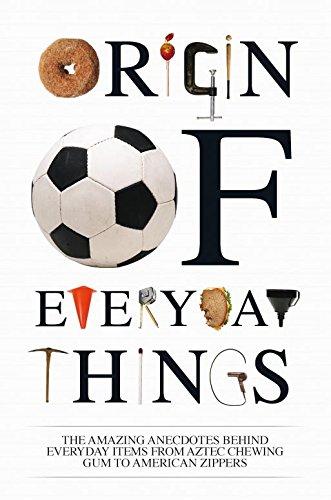 Origin of Everyday Things: Johnny Acton, Tania