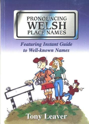 9781845272050: Pronouncing Welsh Place Names