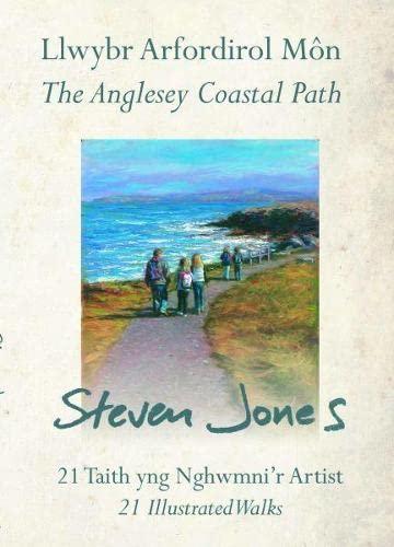 9781845272890: Llwybr Arfordirol Môn/The Anglesey Coastal Path