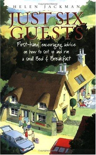 Just Six Guests: Helen Jackman