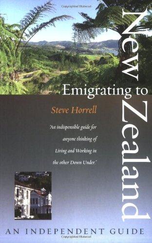 9781845281168: Emigrating to New Zealand