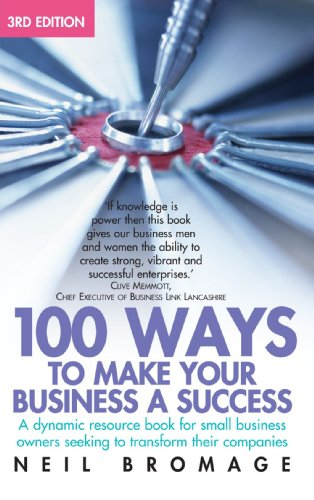 9781845281359: 100 Ways to Make Your Business a Success