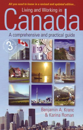 9781845281427: Living and Working in Canada: A Comprehensive and Practical Guide