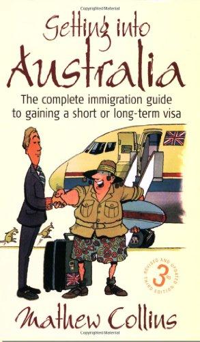 9781845281700: Getting into Australia