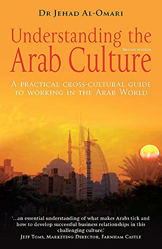 Understanding the Arab Culture: Al-Omari, Jehad