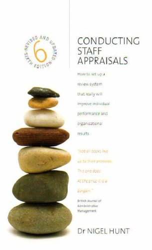 9781845282134: Conducting Staff Appraisals