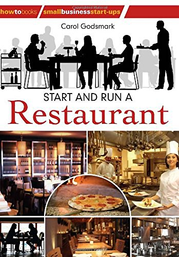 9781845283902: Start and Run a Restaurant (Smallbusinessstartups) (How to Books: Small Business Start-Ups)