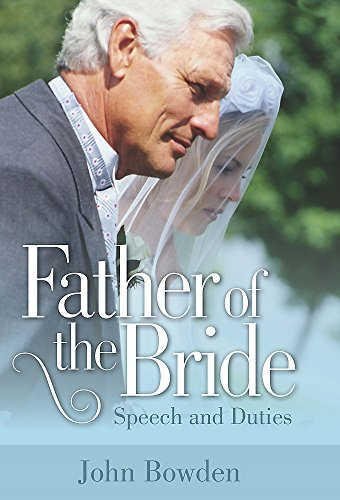 Father of the Bride: Speech an