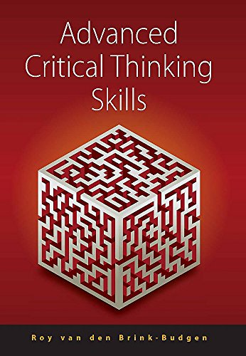 9781845284336: Advanced Critical Thinking Skills
