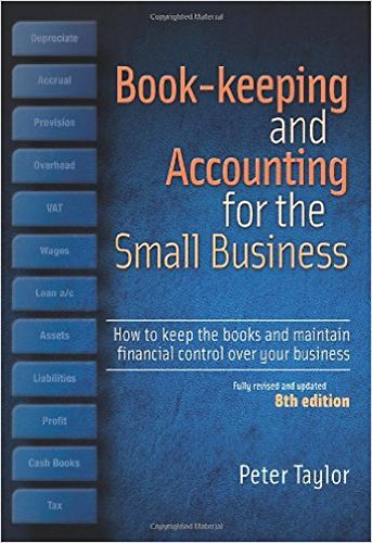 9781845284930: Book-Keeping & Accounting for the Small Business, 8th Edition